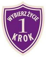 Logotyp Wybierz Życie Pierwszy Krok