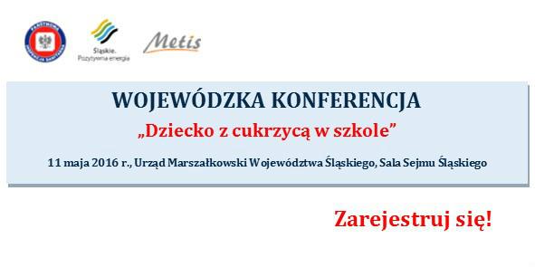 Konferencja Dziecko z cukrzycą w szkole