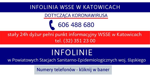 Infolinie telefoniczne